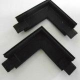 Kundenspezifische Silicone/EPDM Gummifenster-Ersatzteil-Gummiteile/Eckverbinder