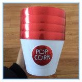 Película de la transferencia de calor para el tazón de palomitas de maíz láser
