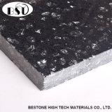 スターライト人工的なプラチナ水晶石の平板