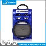 L'extérieur professionnel Audio active son haut-parleur Bluetooth portable sans fil