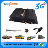 Le traqueur puissant de véhicule de 3G le plus neuf 4G GPS avec le moniteur d'essence d'appareil-photo