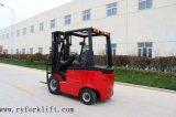 中国電池が付いている4-Wheel 3.5t電気フォークリフト