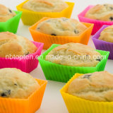 Custom силиконового герметика Cupcake повторное использование пресс-формы маффин чашки торт пресс-формы