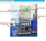 El ozono Industrial desinfectar frutas verduras / agua de la máquina de desinfección del ozono