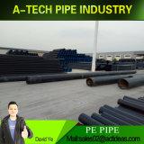 preço de fábrica de PVC flexível/HDPE/PE do tubo de alimentação de água