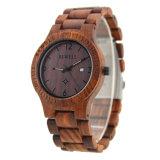Migliore orologio caldo di vendita di legno di 2018 Bewell