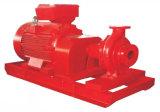 Motor diesel y de la unidad de motor de bomba contra incendios en línea