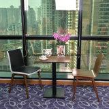 Restaurante moderno high-end mesa de jantar e cadeiras de madeira (FOH-0798)