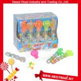 キャンデーが付いている4つの形の電灯のおもちゃ