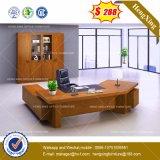 Вишня Lacqure Исполнительного Глянцевая таблица деревянной мебели (HX-8NE015C)