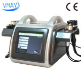 Cavitation ultrasonique rf multipolaire amincissant la machine