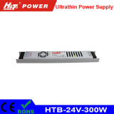 24V 12A LED 세륨 RoHS Htb 시리즈를 가진 Ultra-Thin 전력 공급