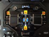 Giuntatrice automatica induttiva tenuta in mano di fusione della fibra del riscaldatore FTTH di Shinho X-600