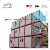20FT & 40FT het Uitzetbare Gecombineerde Vlakke Huis van de Container van het Pak Modulaire
