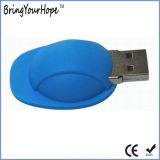Movimentação do flash do USB do capacete do PVC (XH-USB-081)