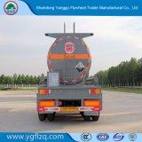 Het Compartiment van Muti/de Tanker van de Cabine/van het Zwavelzuur van Bakken/de Semi Aanhangwagen van de Tank voor Exportmarkt