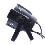 Luzes do estágio do diodo emissor de luz da luz da PARIDADE do diodo emissor de luz do carrinho do profissional RGBW 54X3w de China