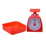 5kg de Plástico PP rojo Balanza Báscula Kca
