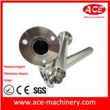 Soem-Befestigungsteile CNC-maschinell bearbeitende Stahlriemenscheibe