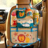カスタムFoldableハングの赤ん坊の後席車のオルガナイザー