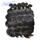 Плетение волос непосредственно на заводе удлинителя Реми оптовой Virgin бразильский волос
