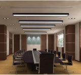 가장 새로운 LED 선형 가벼운 유행 본사 자유 디자인 선형 LED 빛