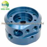 Aluminiumbefestigungsteile CNC, der mit CNC-Prägeservice sich dreht