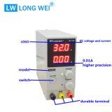 Poratable 쉬운 운영 0-30V 0-10A 실험실 전력 공급