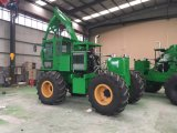 Cheap pesada Cargador de caña de azúcar en las cuatro ruedas fabricados en China