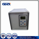 Probador del contenido del aire de Oild del aislante de ZXHQ para el sistema de la electricidad