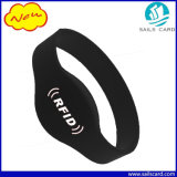 Wristband chave do silicone RFID de Reusible