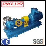 Pompe centrifuge chimique anticorrosive et abrasive horizontale de pulpe de papier