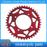 Roda da cadeia de alumínio CNC 7075 Jt roda dentada para cadeia 520