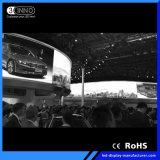 P5.95mm hohe Präzisions-farbenreicher im Freien videobildschirm