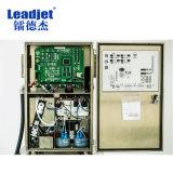 Tipo industrial MFG de Leadjet V380p e impresora de inyección de tinta blanca de la máquina de la codificación de la fecha para el cable