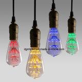 Ahorro de la energía del bulbo del filamento de la fábrica A55/A60 LED