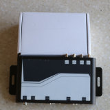 Wiegand RS485 RS232 8dBi 12dBiのアンテナを持つ固定UHFのカードRFIDの読取装置
