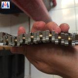 Aimants de brasage pour des morceaux de foret de faisceau de soudure