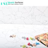 雪のCarreraの人工的な水晶石の平板