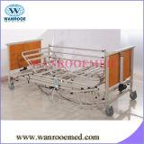 Der Fabrik-Bae5092 elektrisches hölzernes Sorgfalt-Hauptbett direkt mit seitlichen Stahlschienen