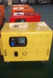gerador Diesel refrigerado a ar do baixo preço 8kw
