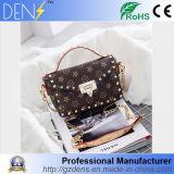 Berühmte Marken-Entwerfer-Dame-Kurier-Beutel-Frauen-Niet-Handtaschen LV