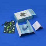 Het medische Silicone van de Rang Dame Anytime Menstrual Cups