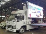 FAW 4X2 6 Tonnen des im Freienbekanntmachenlkw-mobile LED Stadiums-Fahrzeug-