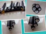 Duplex aéreo del cable del manojo/cable de transmisión triple/Quadruplex de la gota