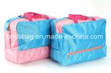 Складной облегченный двойной мешок Lugguage хранения перемещения цвета (BDY-1709068)
