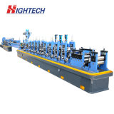 Costura recta automática máquina de fabricación del tubo de reg