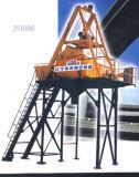 ツイン水平軸コンクリートミキサ( JS1000 )