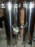 12 runde Kassette 20 30 Zoll-Edelstahl-Filtergehäuse mit Flansch HF FF