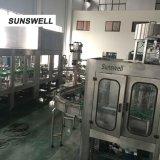 Sunswell popularidad en el mercado líquido de la máquina de sellado y llenado de botellas